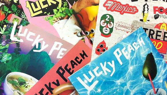 重口味风格美食杂志《Lucky Peach福桃》的不幸与万幸