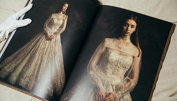 【上海时装周】我们见过太多正儿八经的婚纱 它还能设计出什么新花样来吗?