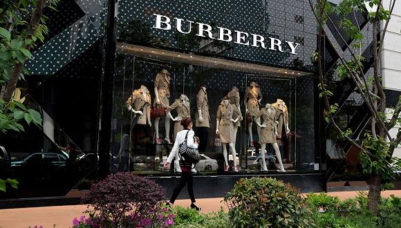 处在剧烈调整期的Burberry半年财报依然不好看