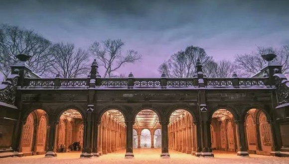 从披头士纪念碑到莎士比亚的家,重新认识纽约中央公园吧!
