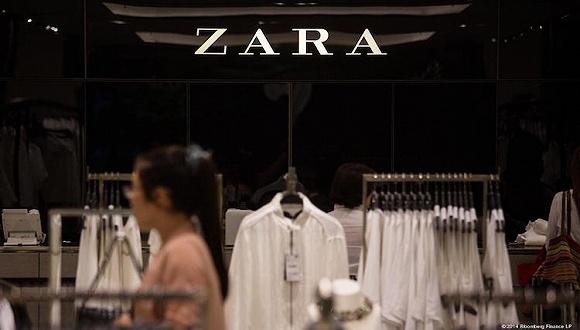 靠卖掉更多的年度爆款天鹅绒和军外套  Zara前三季度赚得不错