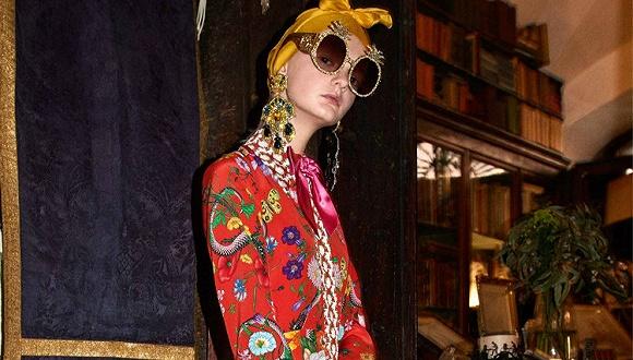 【是日美好事物】Gucci早秋系列延续奇幻风格 闪闪的Marc Jacobs小雏菊香水
