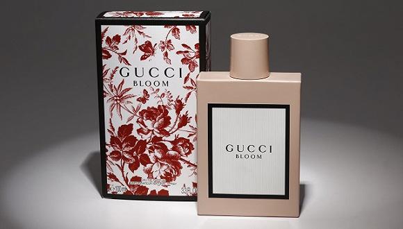 """改了画风的Gucci唯独缺一款新香水 现在它终于准备""""绽放""""了"""