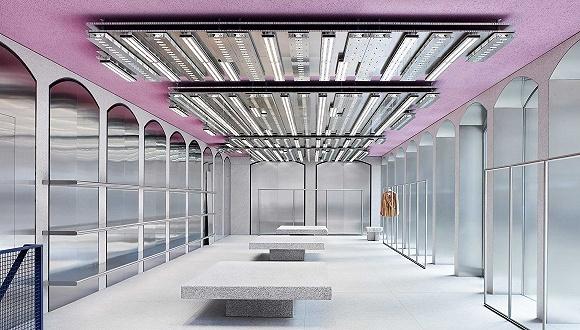 仅选址就耗费了五年时间Acne Studios的米兰旗舰店终于要开幕了
