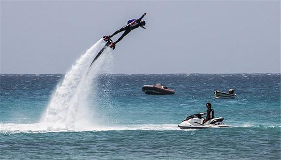 去加勒比海要做的8项冒险运动