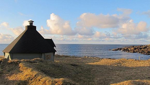 从40英镑到400英镑,苏格兰16个避世的迷你小宅