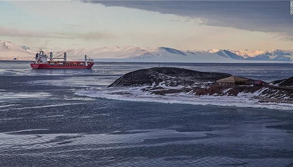 南极课堂|南极的冰层下是什么样子?