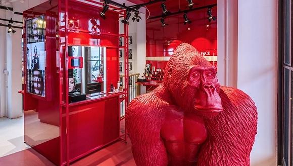 我们在伦敦体验了全球唯一一家Armani Box美妆店
