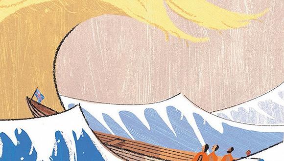 想知道特朗普给了艺术家多少灵感 这批年度最佳插画告诉你答案