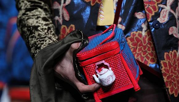 【上海时装周】以食物作为噱头 或许这是设计师获得关注的新方式