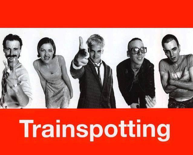 另类青春回来了,《猜火车》原班人马20年后重现